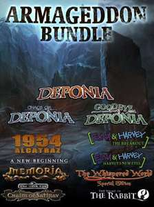 The Daedalic Armageddon Bundle (Steam)
