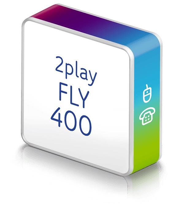 Unitymedia 2play FLY 400 Bestandskunden  34,99€/Monat