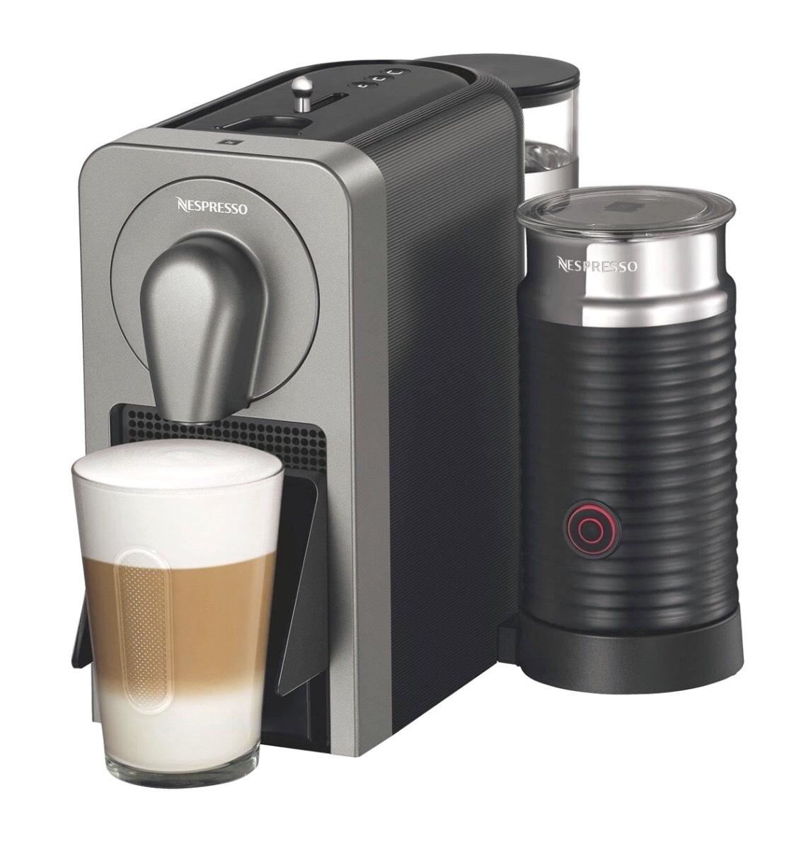 Krups XN411T inkl. 40€ Kaffeeguthaben | Nespresso Kapselmaschine [ao.de 24h deal]