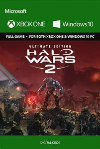 Halo Wars 2: Ultimate Edition (Xbox One/PC Digital Code Play Anywhere) für 15,29€ (CDKeys)