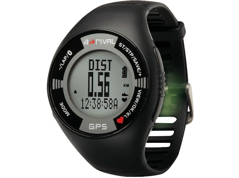 a-rival SpoQ HR GPS Trainings-, Lauf-, und Pulsuhr mit Bluetooth für 35€ (Media Markt + Amazon)