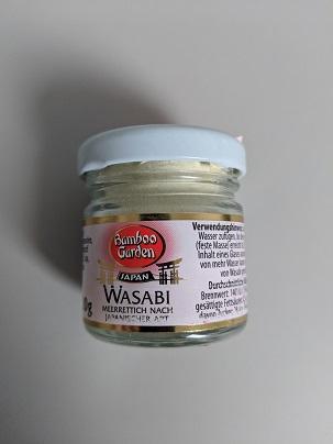 [LOKAL KAUFLAND EMSDETTEN] Bamboo Garden Wasabi 20g für 1 Cent!