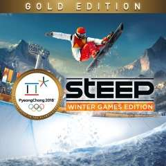 "[PlayStation Store] ""Steep – Winter Games Gold Edition"" (PS4) für 34,99 (Download)"