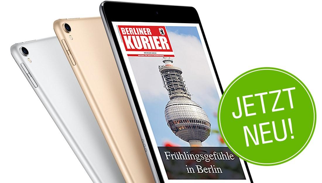 E-Paper + iPad 2017 ohne Anzahlung für 19,99 Euro im Monat