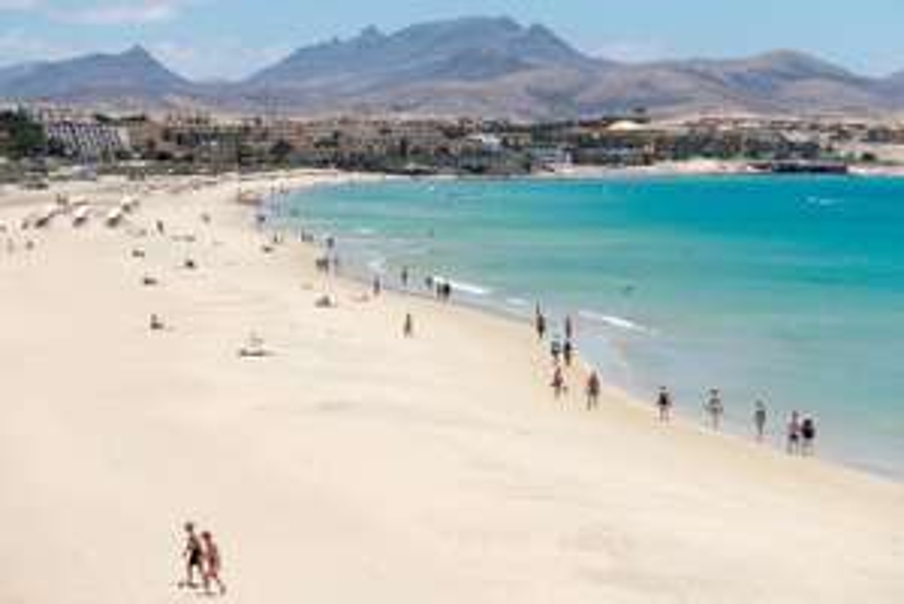 Flüge: Berlin (SXF) -> Fuerteventura (FUE) im Mai/Juni (Hin- und Zurück) ab 68,76€ mit Ryanair