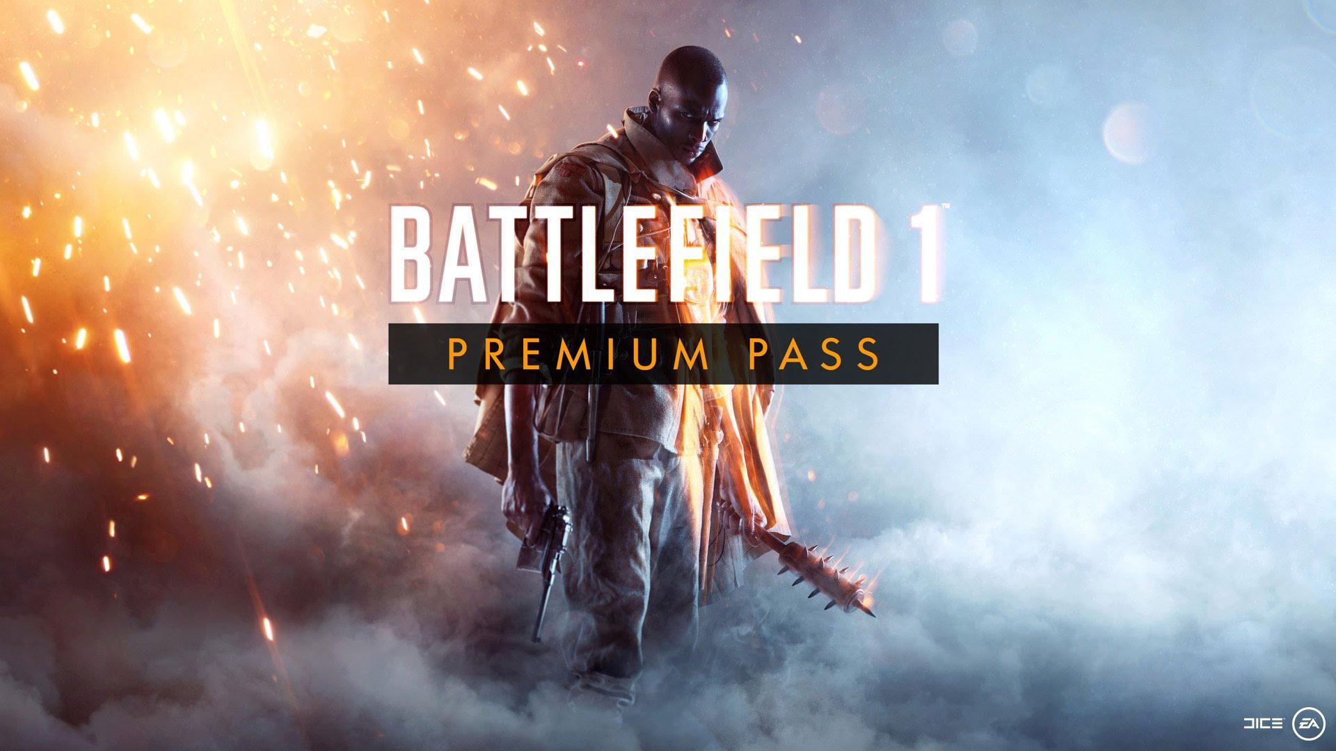 Battlefield™ 1 - Premium Pass Inhalte kostenlos am 29. und 31. März spielen (PC/PS4/Xbox One)