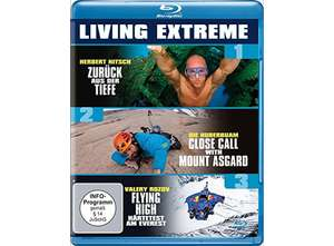 Living Extreme (3x Blu-ray) für 2,45€ (Amazon+ Dodax)
