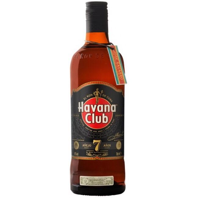 Havana Club 7 Jahre Rum [Edeka]