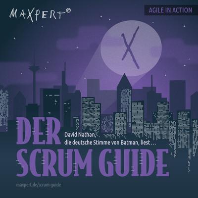 Scrum Guide - gratis Hörbuch gelesen von David Nathan