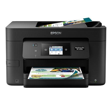[zusätzl. 20€ Cashback & 3 Jahre Garantie] Epson WorkForce Pro WF-4720DWF