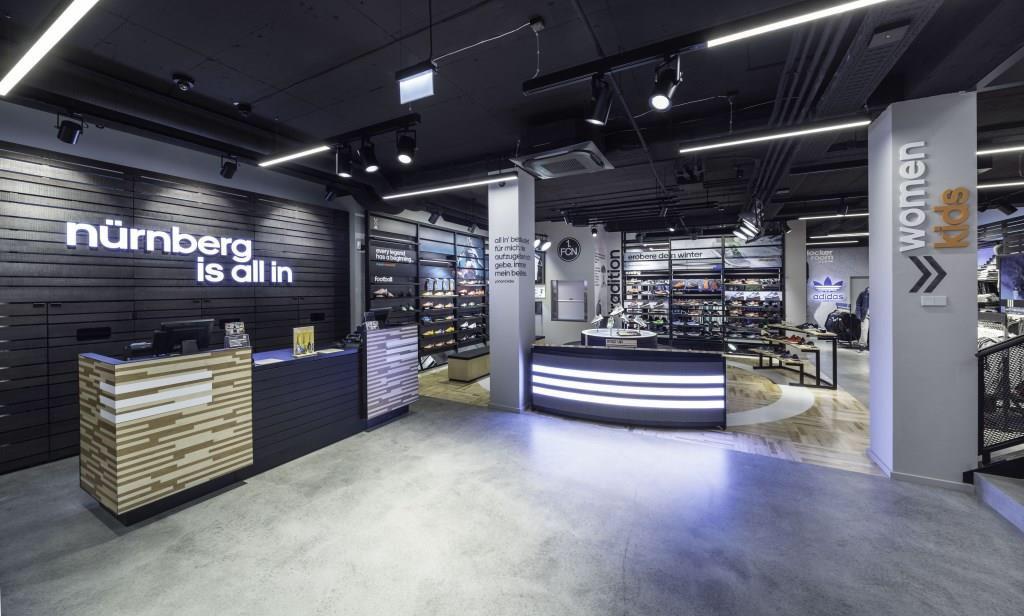Adidas Store in Nürnberg  Sale 20% im Store