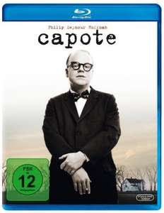 Capote (Blu-ray) für 4,79€ (Amazon Prime & Saturn)