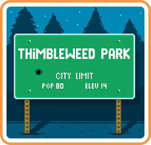 Thimbleweed Park - Nintendo Switch eShop Norwegen