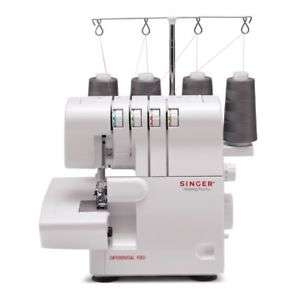 [ebay] Singer Ultralock 654 Nähmaschine Differentialtransport Freiarm