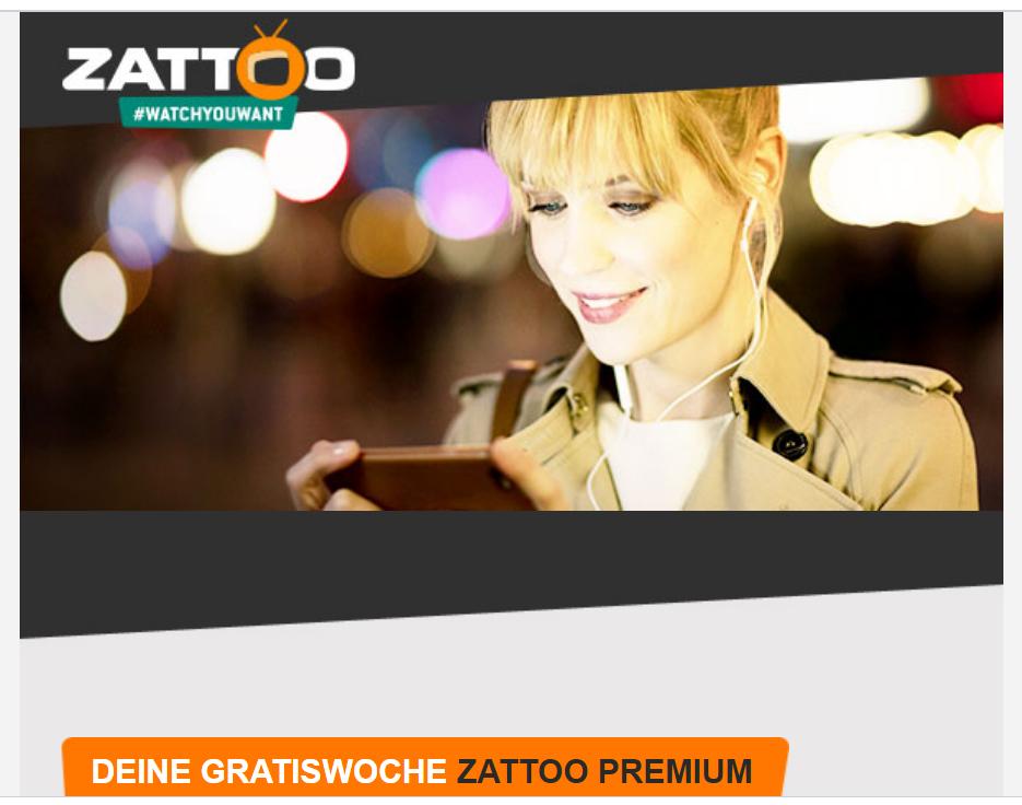 ZATTOO PREMIUM (HD) - dauerhaft kostenfrei durch minimalen Aufwand ;)
