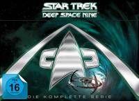 Star Trek: Deep Space Nine - komplette Serie - 2. Auflage