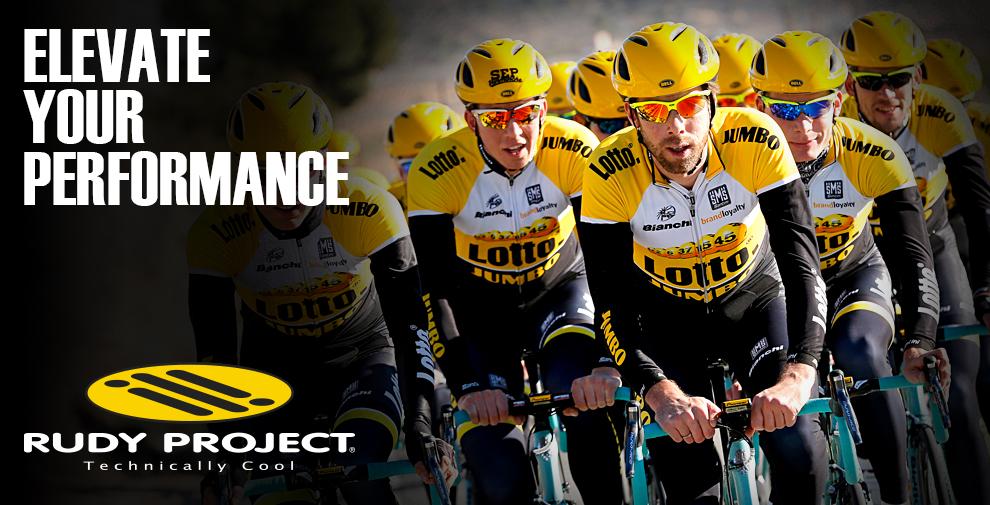 Team LottoNL-Jumbo Jersey Repl + Bibshort Re Radtrikot und Hose