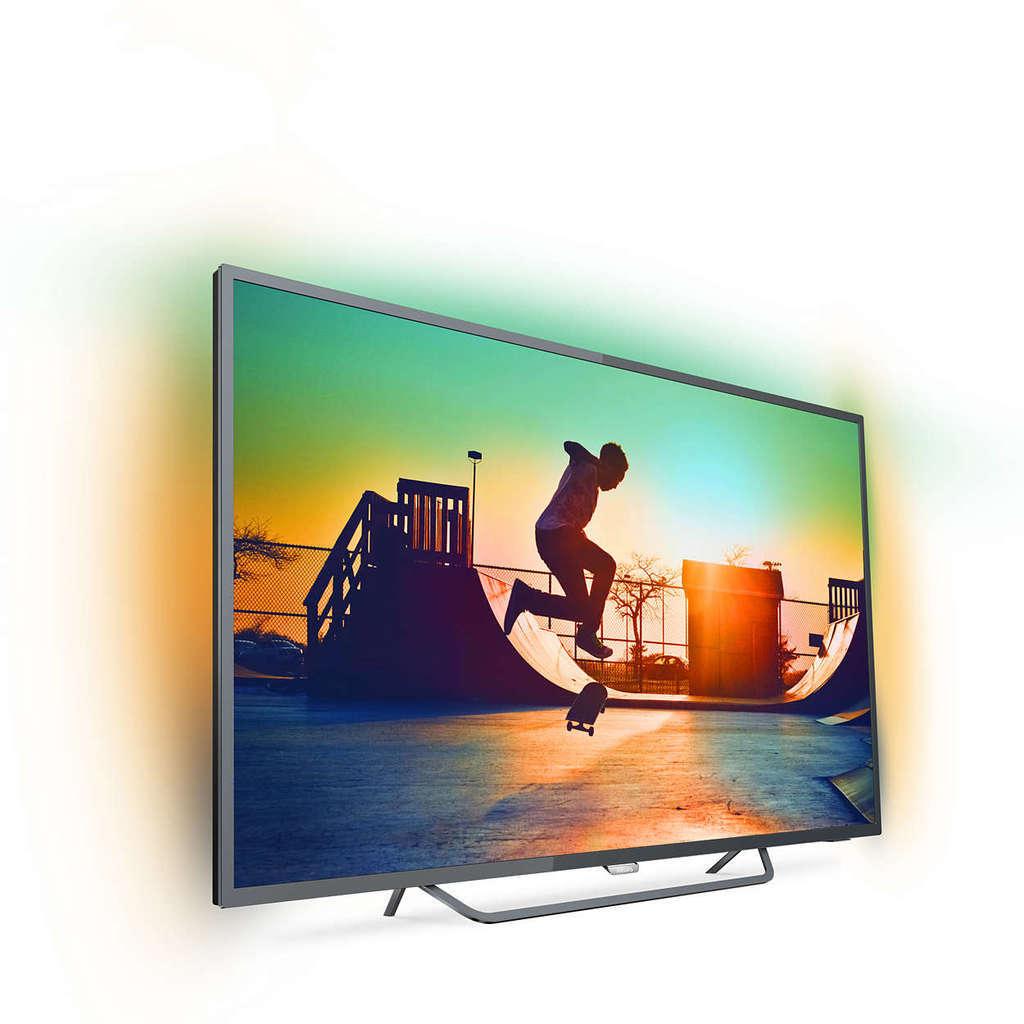 Philips 65PUS6262 65''-UHD-TV mit HDR und Ambilight für 888€ [0815]