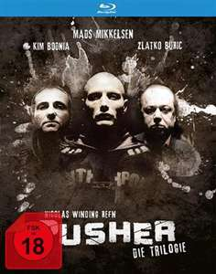 Pusher Die Trilogie Limitiertes Metalpack (Blu-ray) für 15,99€ (Cede)