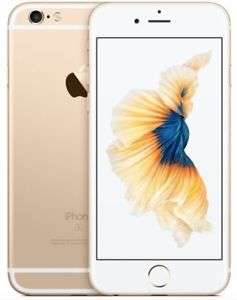 iPhone 6s Plus 128GB (Gold) bei ebay