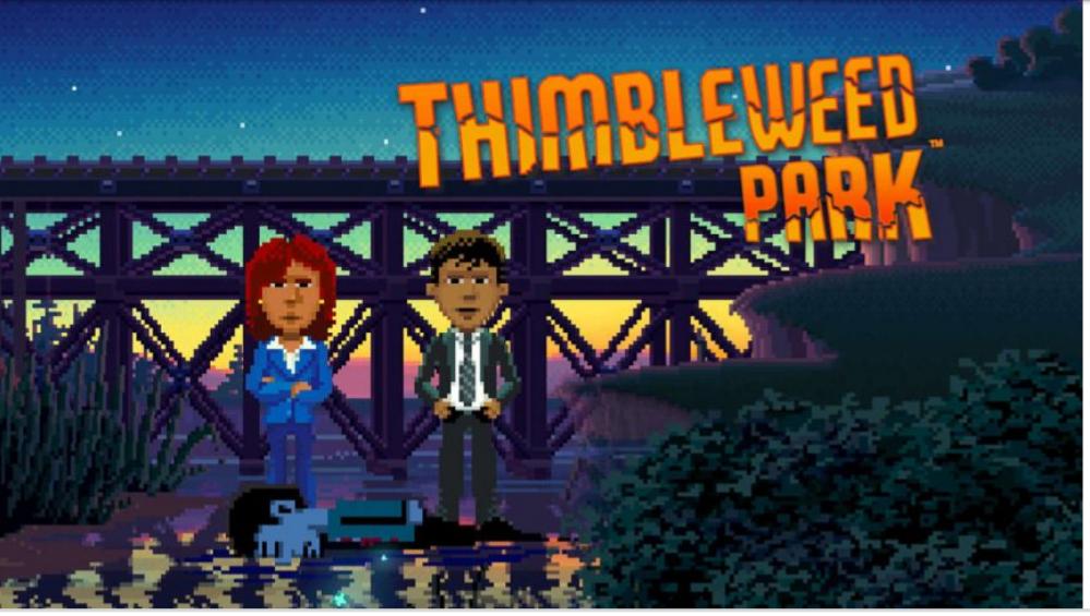 Thimbleweed Park für 4,89€ statt 9,99€ [Android] und 5,49€ statt 10,99€ [iOS]