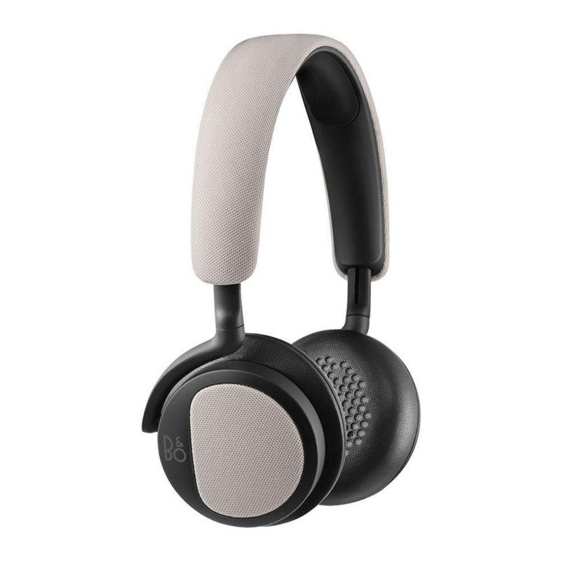 [cyberport] B&O PLAY BeoPlay H2 On Ear Kopfhörer mit Mikrofon in silver cloud oder grün