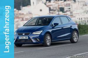 LEASING SEAT Ibiza Style 1.0 TSI 95 PS, ohne Anzahlung, Privat&Gewerbe 48/10.000 LF 0,55 ; mtl. Rate 108,29 brutto