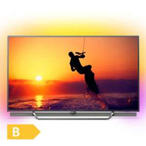 [deltatecc@eBay] Philips 65PUS8602 - 65 Zoll 4K Smart TV (3840x2160, echtes HDR10, HLG, 3-seitiges Ambilight, 100 Hz Panel, Triple Tuner mit DVB-T2, Android TV)