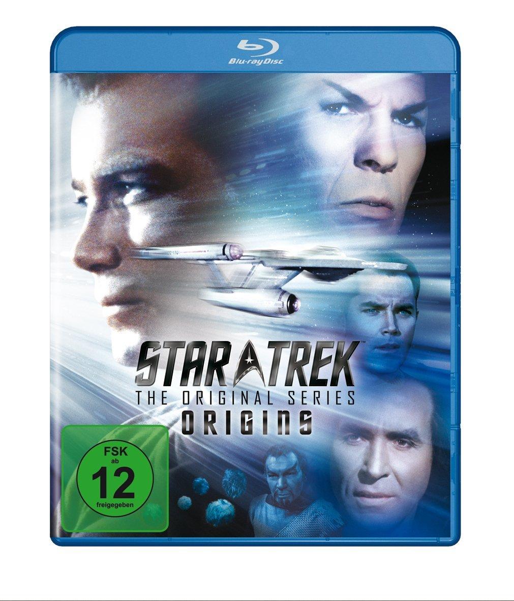 Star Trek - Raumschiff Enterprise/Origins (Blu-ray) für 6,38€ (Dodax & Amazon Prime)