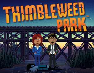 Thimbleversary - Thimbleweed Park 50% Rabatt auf allen Plattformen (Steam / GoG / PS4 / Xbox One / iOS / Android / Switch / Windows Store)