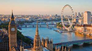 Bremen - London mit Ryanair ab 3 € im April