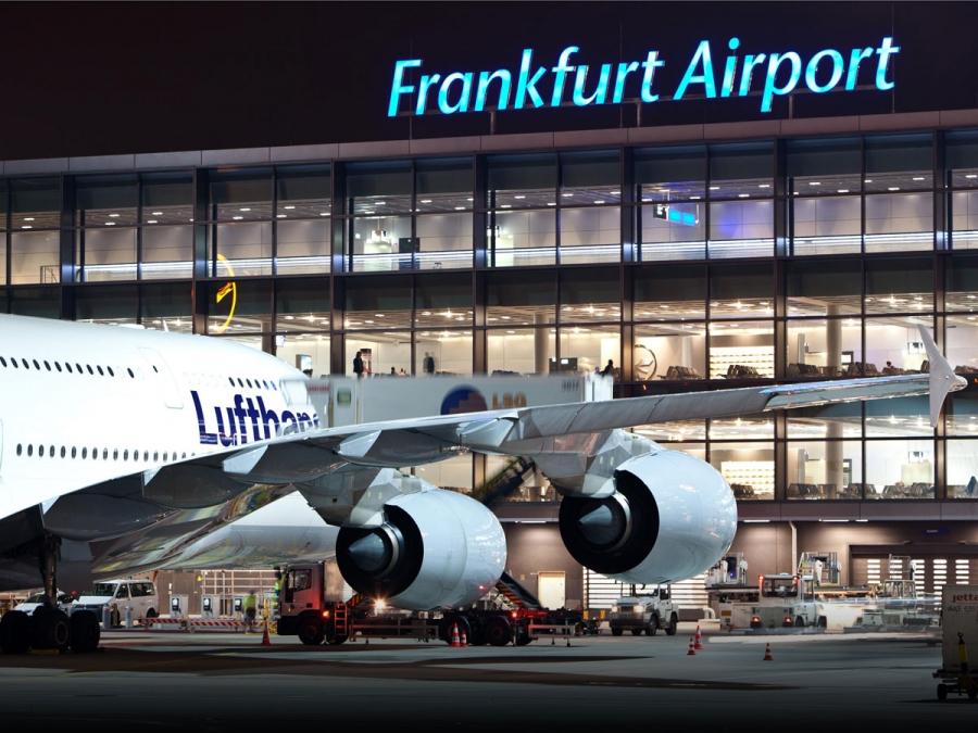 10% Rabatt auf Parken am Flughafen Frankfurt FRA (Terminal Parking oder Holiday Parking)