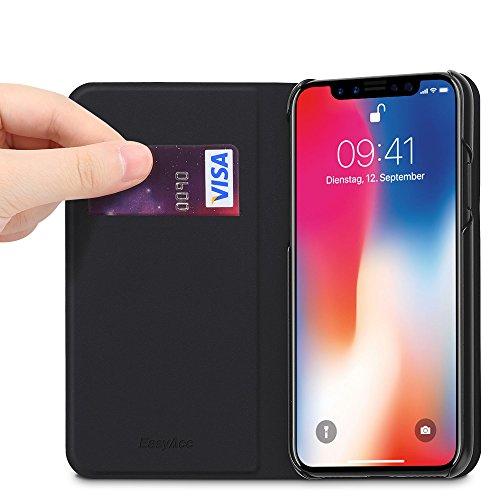 iPhone X Hülle mit Kartenhalter