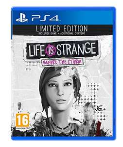 Life is Strange: Before the Storm Limited Edition (PS4 & Xbox One) für je 21,59€ (Amazon UK & ShopTo)
