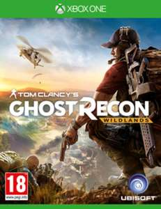 Tom Clancy's Ghost Recon: Wildlands (Xbox One & PS4) für je 24,95€ (ShopTo)