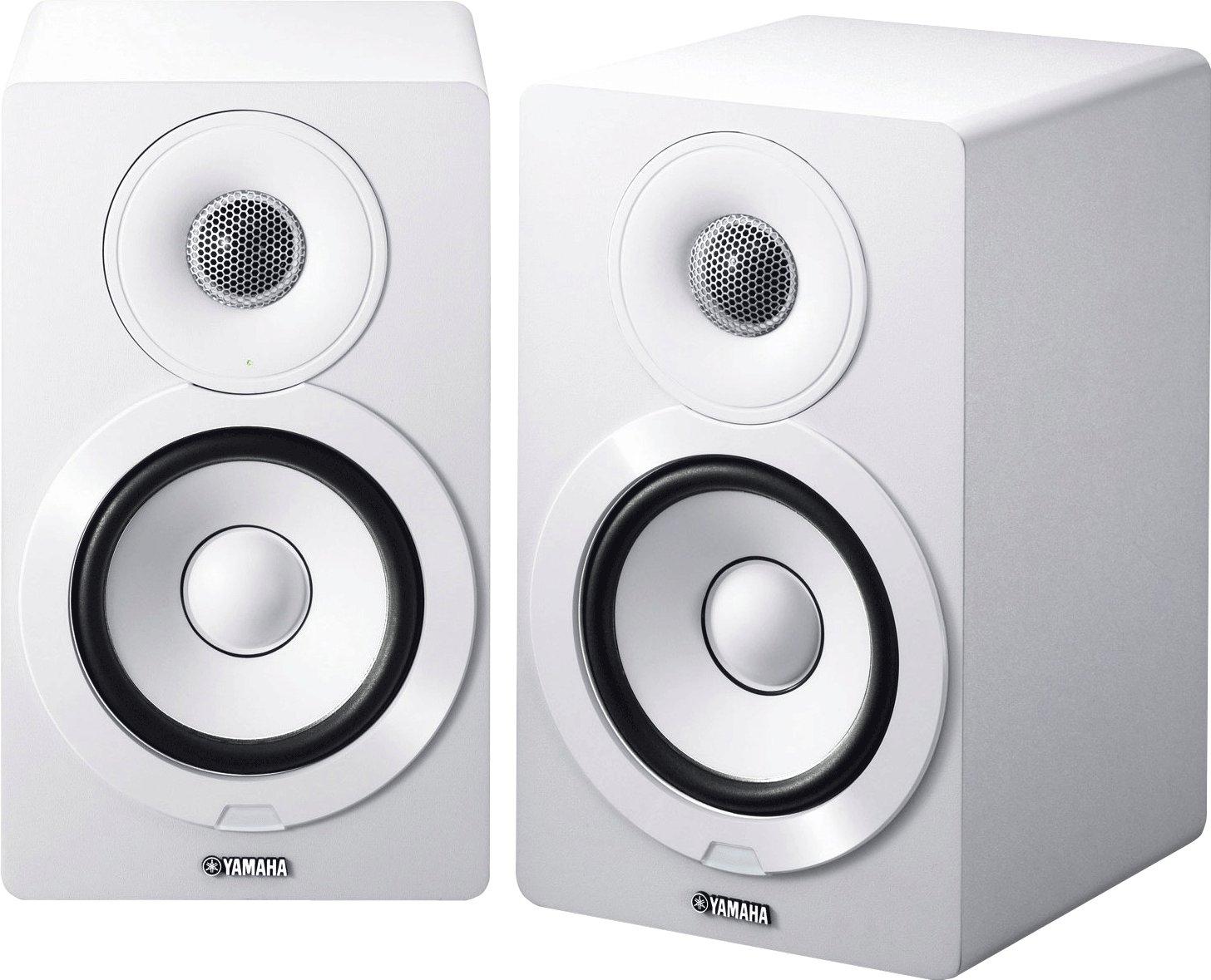 [UK Import] Yamaha NX-N500 aktiv Lautsprecher (Paar) in weiß oder schwarz