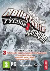 RollerCoaster Tycoon 3: Platinum | Steam Key [voidu]