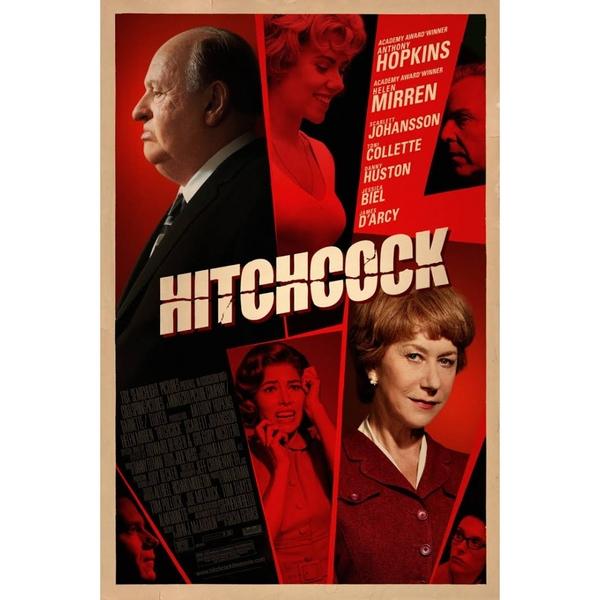 Hitchcock (2012) (Blu-ray) für 2,95€ (Shop4de)
