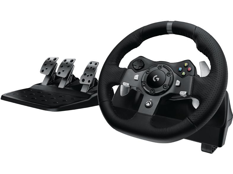 Logitech G29 Driving Force Lenkrad (PS3, PS4, PC) und G920 (Xbox, PC) für je 199€