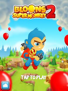 Bloons Supermonkey 2 kostenlos für Android & iOS