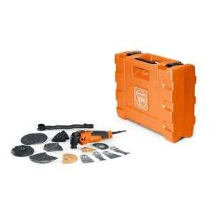 Fein Multifunktionswerkzeug inkl. Zubehör, inkl. Koffer 43teilig 350W MultiMaster TOP FMM 350QSL