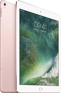 Apple iPad Pro 9.7 Wi-Fi + Cellular 4G 32GB, rosegold NEU + OVP via ebay Spanien