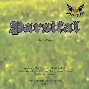 [Opera Depot] Parsifal von Richard Wagner als Gratis-Download