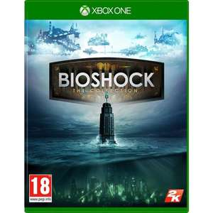BioShock: The Collection (Xbox One) für 17,33€ (MyMemory)
