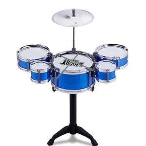 Mini Kids Drum Set For Educational Toy Musical Learning für 4.22€