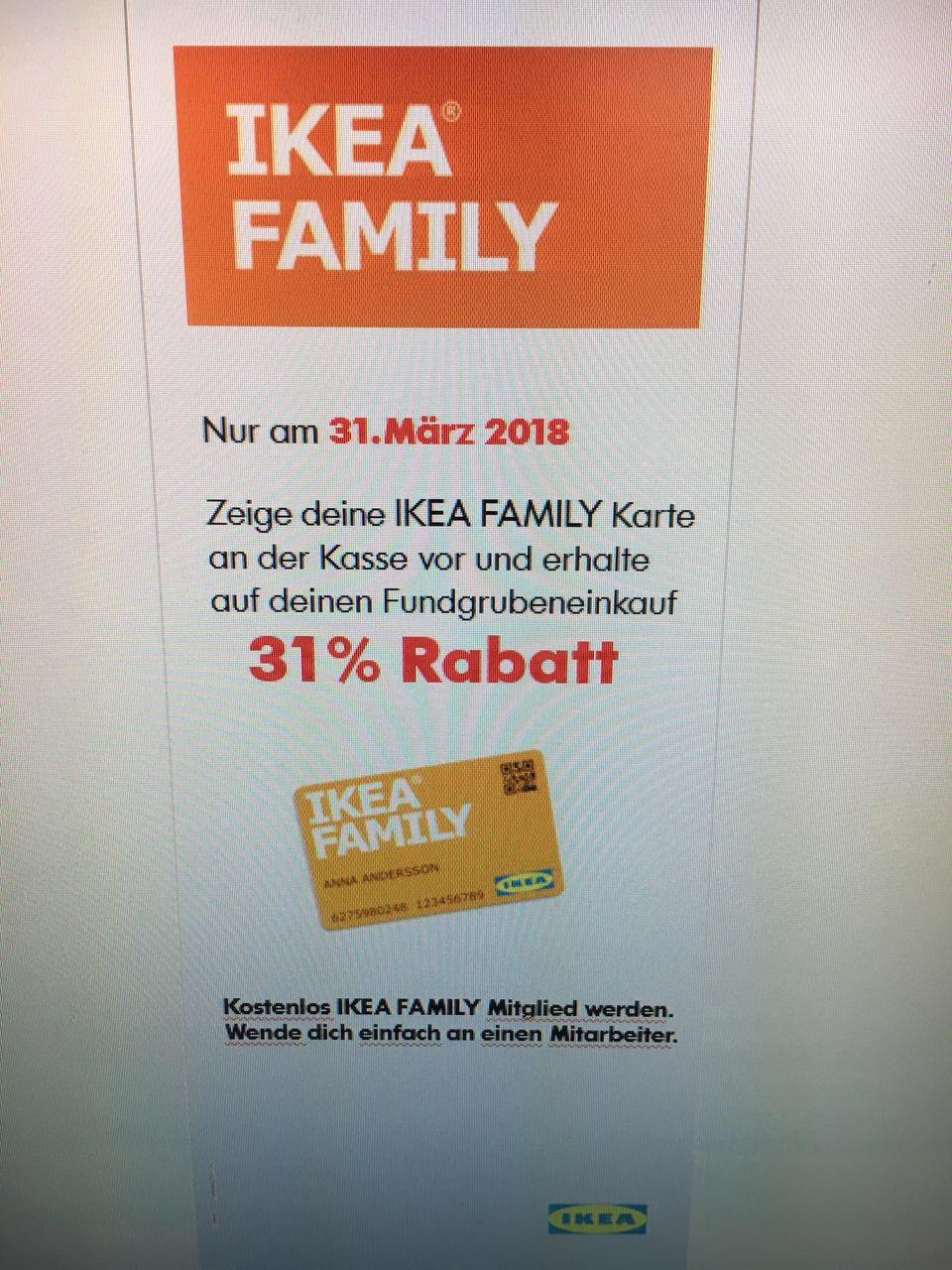 31% Rabatt in der Fundgrube [Lokal IKEA Lichtenberg]