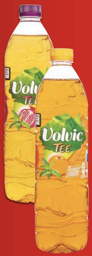 [Kaufland ab 03.04.] Volvic Tee 1,5 l Flasche für 0,89€
