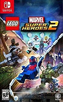 Lego Marvel Super Heroes 2 (Switch) für 20,41€ (Amazon US)
