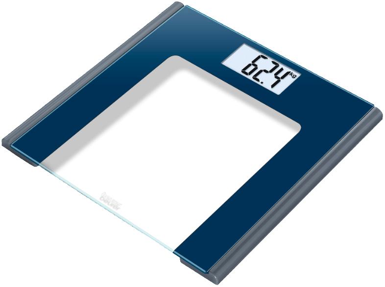 Personenwaage aus Glas von Beurer // max. 150kg