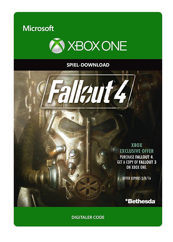 Fallout 4 (Xbox One) für 6,25€ (Xbox Store RU Xbox Live Gold)